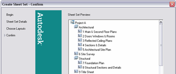 AutoCAD Insider: Sheets Happen! Step 1: Creating a new sheet set